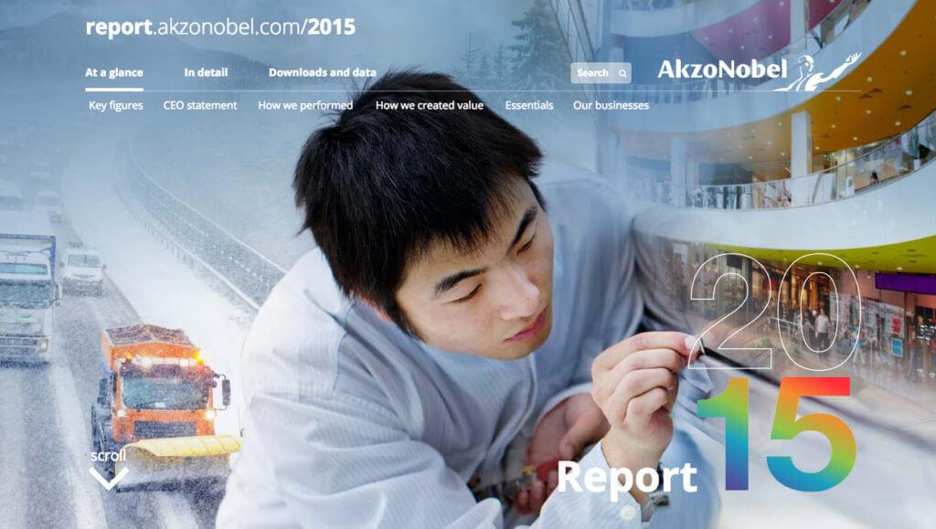 annual report akzonobel 2015